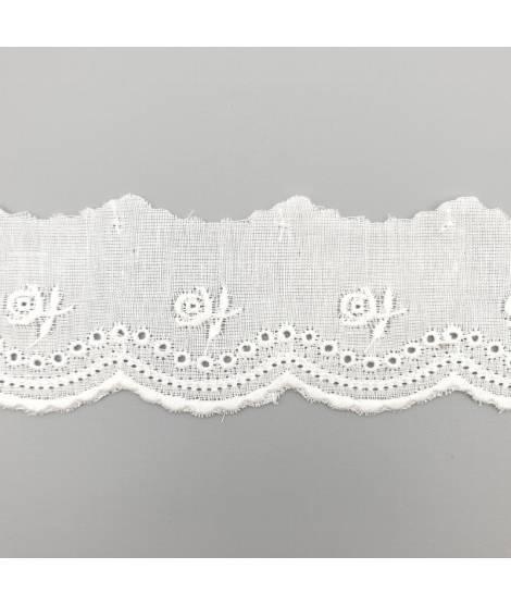 PUNTILLA BATISTA 42486 (3,50 cm), metro