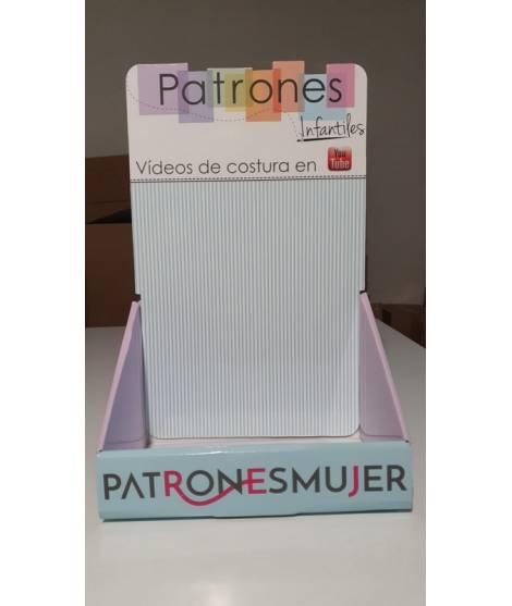 EXPOSITOR REVISTAS PATRONES