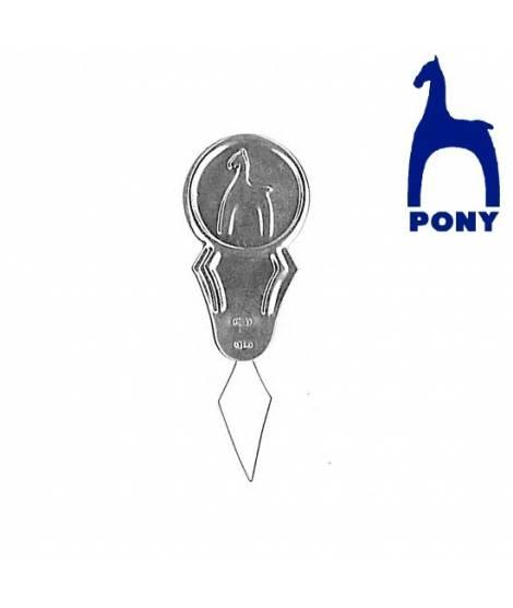 ENHEBRADOR GRANEL PONY 20801/99, 25 u