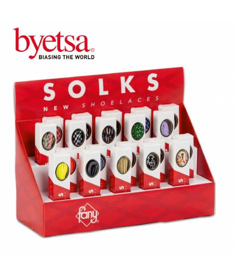 EXPOSITOR SOLKS, 20 blísters