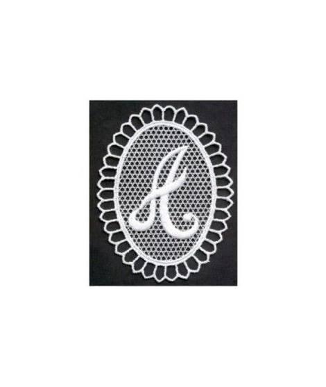 LETRAS GUIPUR GRANDES 19950 (10,00 x 8,00 cm), u