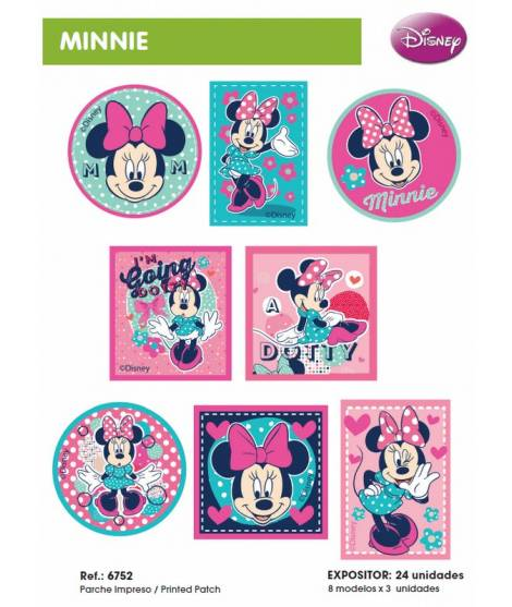 EXPOSITOR 6752 MINNIE, 24 u